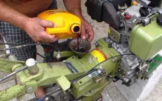 Нужно ли добавлять масло в бензин для мотоблока? В каких пропорциях?
