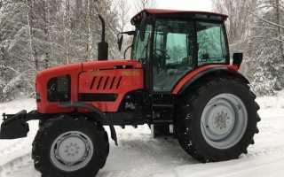 Трактор мтз 2022 беларус