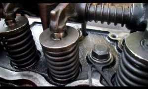 Регулировка клапанов МТЗ-1221 Д 260 порядок — MTZ-80.RU