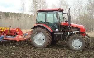 Трактор «Беларус-1523»: устройство и технические характеристики