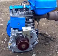 Двигатели мощностью 1 л. с. для мотоблоков