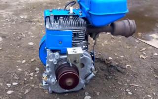 Двигатели мощностью 7 л. с. для мотоблоков