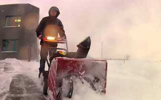 Снегоуборщик MTD m 61 — описание и характеристики
