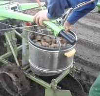 Картофелекопалка для мотоблока Нева своими руками