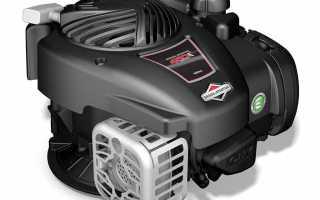 Двигатель Briggs & Stratton I/C 13.5 для мотоблоков: инструкции, видео, фото