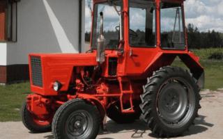 Устройство трактора Т-25 – конструктивные особенности агрегата