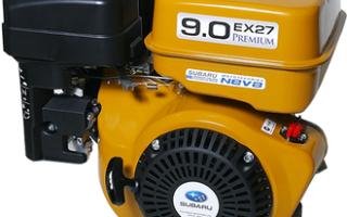 Двигатель Robin Subaru EX27 (EX-27) 9.0 л.с.: цена, инструкция