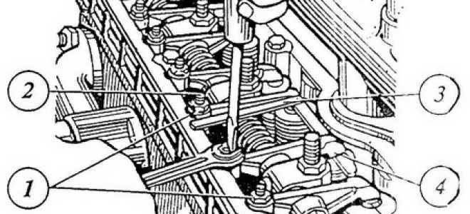Регулировка клапанов на двигателе Д-240, Зазор клапанов МТЗ-82 — MTZ-80.RU