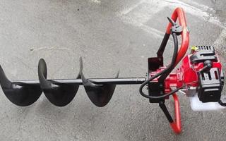 Мотобур из триммера – выбор двигателя и поэтапная сборка