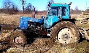 Трактор МТЗ 82 расход топлива на 1 моточас и 100 км — MTZ-80.RU