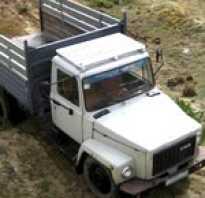 Самосвал газ саз-3507