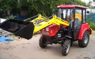 Трактор МТЗ-320 – описание модели