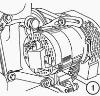 Регулировка фар трактора МТЗ-80/82: схема