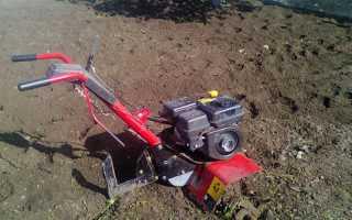Как вспахать огород мотокультиватором своими руками?