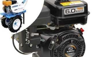 Двигатель Robin Subaru EX17 (EX17D) 6.0 л.с.: цены, инструкции, фото