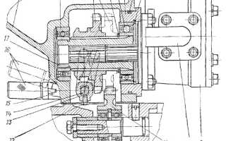 Фильтр гидравлики МТЗ-80 — MTZ-80.RU