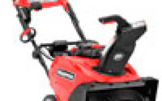 Снегоуборщик Snapper sn822e и другие модели — характеристики