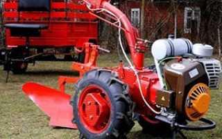 Ремонт мотоблока Агро с двигателем УМЗ 341 — устранение неполадок