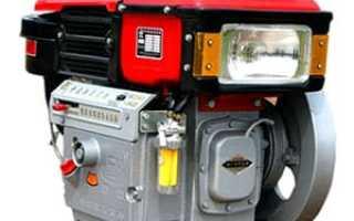 Двигатели для мотоблоков Нева МБ1 и МБ2 — замена на импортный