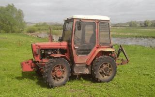 Трактора К-20 — особенности эксплуатации, возможности, устройство