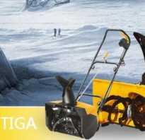 Снегоуборщик Stiga snow power — характеристики моделей