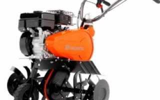 Мотокультиваторы Хускварна — обзор характеристик модельного ряда