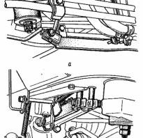 Кабина МТЗ: Конструкция, интерьер, демонтаж