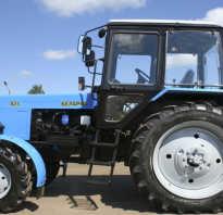 Объем бака трактора МТЗ 82, другие характеристики — MTZ-80.RU
