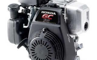 Двигатель Honda GC135 (GC 135) для мотоблоков: инструкции, видео, фото