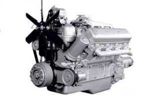 Технические характеристики ямз-238 турбо