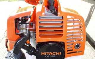 Бензокосы Hitachi (Хитачи)
