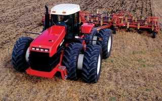 Трактора Buhler Versatile (Бюлер Версатайл)