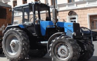 Устройство трактора Беларус 1221 – в деталях о конструкции