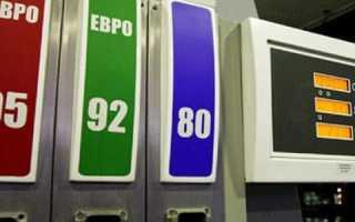 Как перевести двигатель мотоблока с 80 на 92 бензин?