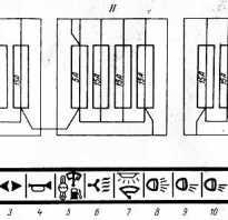 Органы управления и контрольные приборы трактора МТЗ-82 (МТЗ-80) — Трактор МТЗ-82 (МТЗ-80) — MTZ-80.RU