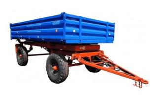 Прицепа для трактора: пошаговая инструкция изготовления