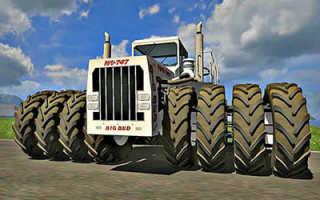 Рекордные трактора в мире