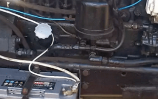 Нет зарядки или слабая зарядка аккумулятора МТЗ-1221 — MTZ-80.RU