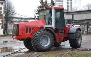 Трактор Кировец К-744: особенности, технические характеристики