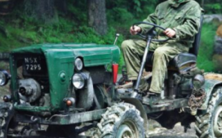 Как самостоятельно изготовить трактор из Жигулей: пошаговая инструкция