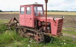 Трактор Т-54: особенности, технические характеристики